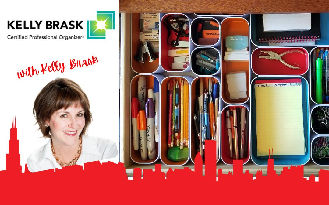 Kelly Brask Certified Professional Organizer