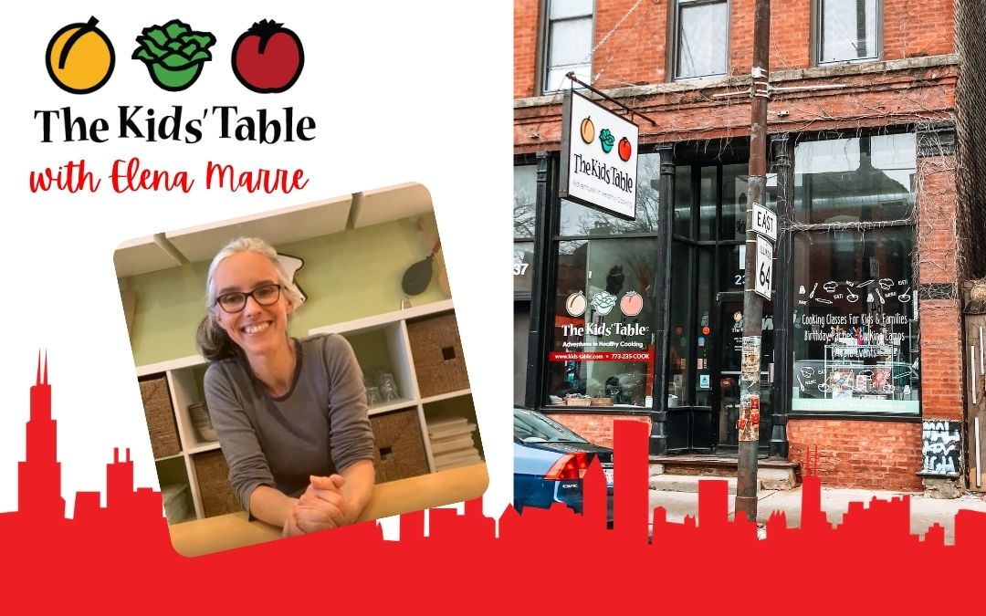 The Kids Table with Elena Marre