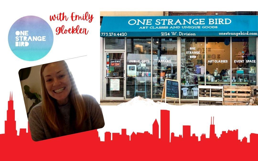 One Strange Bird with Emily Gloekler