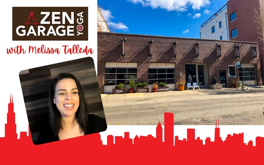 Zen Yoga Garage with Melissa Talleda
